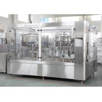 Wholesale Custom Electric 8000BPH Beverage Filling Machine 220V for Soft Drinks Filler Machine from china suppliers