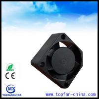 Wholesale 20mm x 20mm x 10mm Computer Pc Cooling Fans 5V / 12V / 24V Speed Control from china suppliers