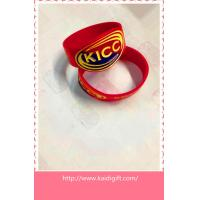 KICC silicone wristband bracelet for sale