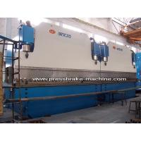 Wholesale CNC Tandem Servo Electric Press Brake Forming 10000KN Pressure from china suppliers