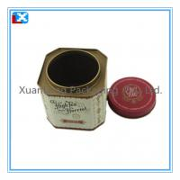 Wholesale gift packing tea tinplate box from china suppliers