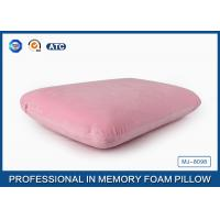 Wholesale Rectangle Bread Shape Sleep Memory Foam Pillow For Baby / Kid And Children from china suppliers