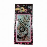 Wholesale 2012 new favorable mobile phone sticker from china suppliers