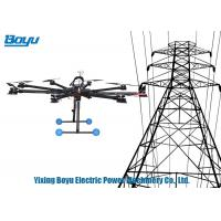 Wholesale Professional UAV Drone / Unmanned Aerial Vehicle For Line Cable Construction Pilot Rope from china suppliers