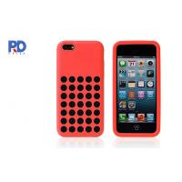 Wholesale iPhone 5C TPU Hole Mobile Phone Protective Cases , Cell Phone Accessories from china suppliers