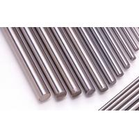 China 201 1Cr17Ni7 Polished Stainless Steel Round Bars For Hose Clamps on sale