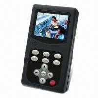 Wholesale Personal Digital Video Recorder with Built-in 2-inch LCD Panel and 2.5 to 3 Hours Recording Time from china suppliers