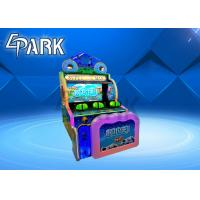 China Super Ice Man Indoor Amusement Coin Operated Redemption Lottery Machine 3 Player on sale