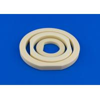 Wholesale Precision Ceramic Pad Spacer Gasket Shim Alumina Ceramic Seal Rings Electrical Insulating from china suppliers
