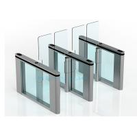 Wholesale Automated Fastlane Turnstiles , Turnstyle Gate 30-40 Persons Per Minute from china suppliers