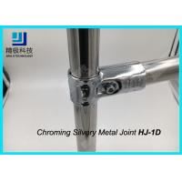 Wholesale Chrome Plated Metal Joint Anti-static For ESD Creform Pipe Workbench HJ-1D from china suppliers