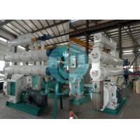 China Animal Poultry Feed Pellet Machine With Jacket Conditioner Strong Conditioning Effect on sale