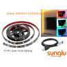 USB 5V 8mm 5050 RGB LED Strip Lights Colour Changing Laptop PC Back Mood Lighting for sale