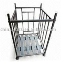 China Stacking pallet rack on sale