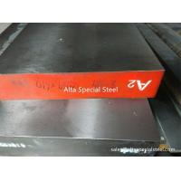 Wholesale DIN 1.2363 / AISI A2 Cold Work Tool Steel, A2/1.2363 tool steel, A2 ESR steel plates, A2 round bars, A2 wider plates from china suppliers