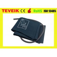Wholesale OEM Color Blood Pressure Monitor Cuff Single Hose Resuable For Adult Patient from china suppliers
