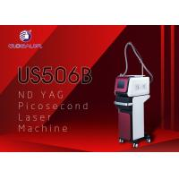 Buy cheap Yag Laser Type Q-Switch tattoo & birth mark removal surgical equipment for salon from wholesalers