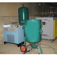 Quality Fixed High Pressure Sand Blasting Machine , Metal Surface Blast Cleaning for sale