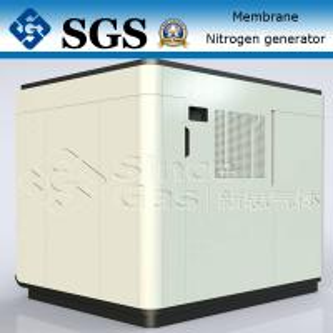 Wholesale Nitrogen Generation System Nitrogen Membrane Generators SGS BV Approval from china suppliers