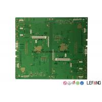 Quality Dual Layer High Frequency Double Sided PCB Circuit Board for Electronic Communication for sale