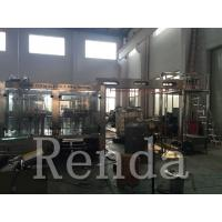 China Automated Complete Mineral Water Bottle Filling Machine Electric Driven 9KW For Beverage on sale