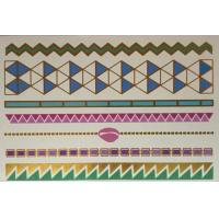 Wholesale Colorfull Metallic tattoos from china suppliers