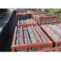 Wholesale High Cr Alloy Steel Liners Mill Liner Design And Installation With HRC48 from china suppliers