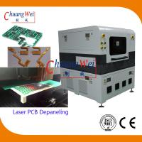 Buy cheap 12W 15W 18W UV Laser PCB Depanel / PCB Depanelizer With High Cutting Precision from wholesalers