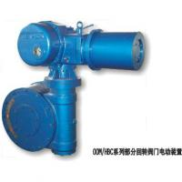 TE00M3/H3BC, 00M4/H4BC quarter turn electric value actuator Motor power 1.1KW, 2.2KW for sale