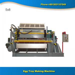 China Paper recycling machinefull automatic paper egg tray making machine on sale