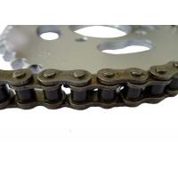 Wholesale Customized Cd70 Silver Motorcycle Sprocket Chain 41t - 14t For Honda Motors from china suppliers