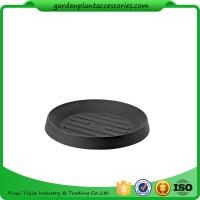 Quality Plastic Flower Pot Saucers / Plant Pot Trays Prevents Water Stains On Decks for sale