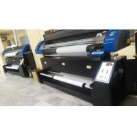 Wholesale Dx7 Heads Dye Sublimation Textile Printer 1.8m Print On Transfer Paper And Textile Directl from china suppliers
