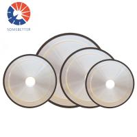 Wholesale abrasive tools / Diamond Grinding Wheel with resin bond for sharpening carbide tools, PCD, PCBN from china suppliers