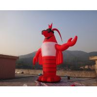Wholesale Red Water Proof Inflatable Chicken Custom Inflatable Advertising from china suppliers