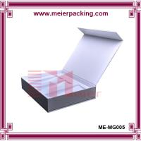 Wholesale Cosmetic magnetic rigid paper box, cardboard skin care paper box ME-MG005 from china suppliers
