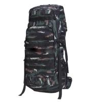 China Hot 100L Large Capacity Outdoor Mountaineering Backpack Camping Hiking Military Molle Water-repellent Tactical Bag for sale
