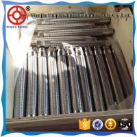 Buy cheap Made in China1 inch 304 or 316 stainless steel braided flexible steam EPDM inner from wholesalers
