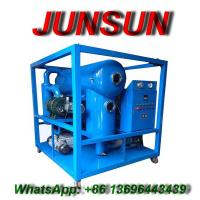 Buy cheap High Vacuum Dielectric Oil Purification Machine | Oil Dehydration and Oil from wholesalers