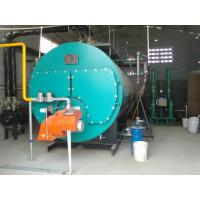 Wholesale Professional Natural Gas Steam Boiler 1 Ton - 10 Ton Garment Factory Used from china suppliers