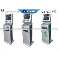 Wholesale Multifunction A4 Printer Check In Kiosk Keyboard With RFID Card Reader from china suppliers