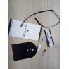 Buy cheap Custom garments recycled clothing paper hang tag ribbon loops label,brand tag from wholesalers