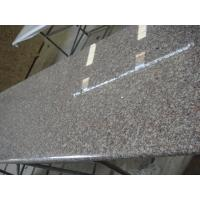 Wholesale Brown Solid Granite Worktops High Strength Natural Granite Raw Material from china suppliers