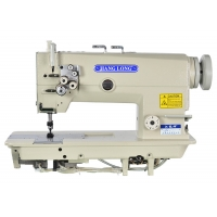 Wholesale 240mm*100mm Sewing Area Heavy Duty Thick Materials Leather Sewing Machine from china suppliers