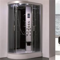 Wholesale 5mm Gray Tempered Glass Shower Cubicle , Stand Alone Shower Enclosures from china suppliers