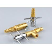 Wholesale Manual Lock Refrigeration Quick Couplers Rotary And Handle Press Type from china suppliers