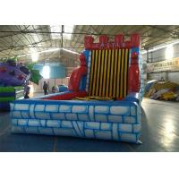 Wholesale Funny Inflatable Interactive Games  Sticky Wall with Accessories from china suppliers