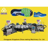 Wholesale Rotary Three Color TPR PVC Sole Making Machine Direct Injection Moulding from china suppliers