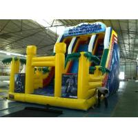 Wholesale Renting 7M Height Giant Commercial Inflatable Slide With CE / UL Blower from china suppliers