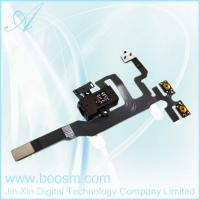 Wholesale Wholesale original OEM for iPhone 4S Headphone Audio Jack Black Replacement Part from china suppliers